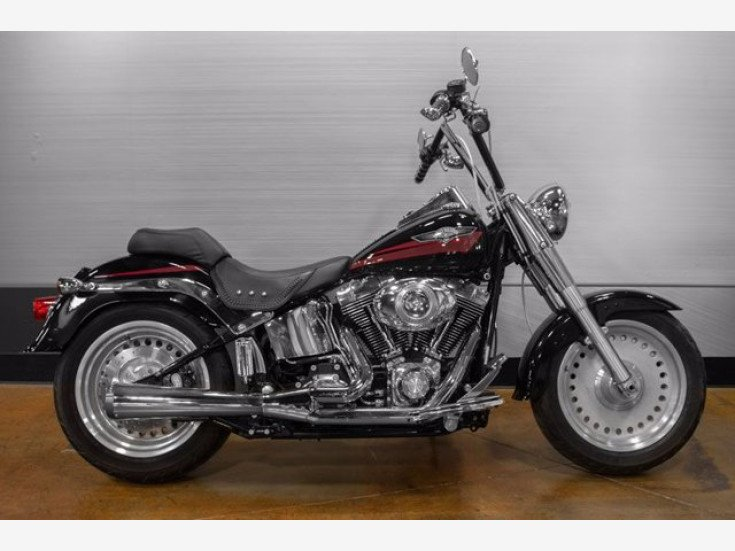 2007 Harley-Davidson Softail Fat Boy for sale 201064291