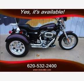 2007 Harley-Davidson Sportster for sale 200646999