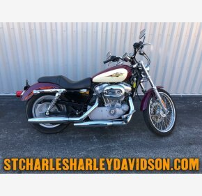 2007 Harley-Davidson Sportster for sale 200727731