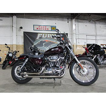2007 Harley-Davidson Sportster for sale 200753858