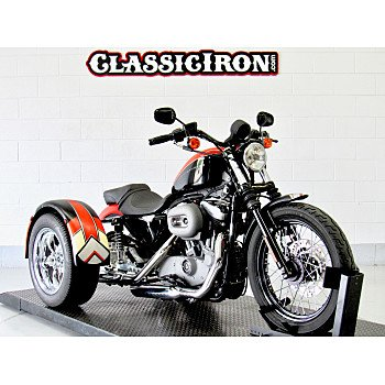 2007 Harley-Davidson Sportster for sale 200783408