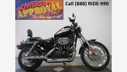 2007 Harley-Davidson Sportster for sale 200786291