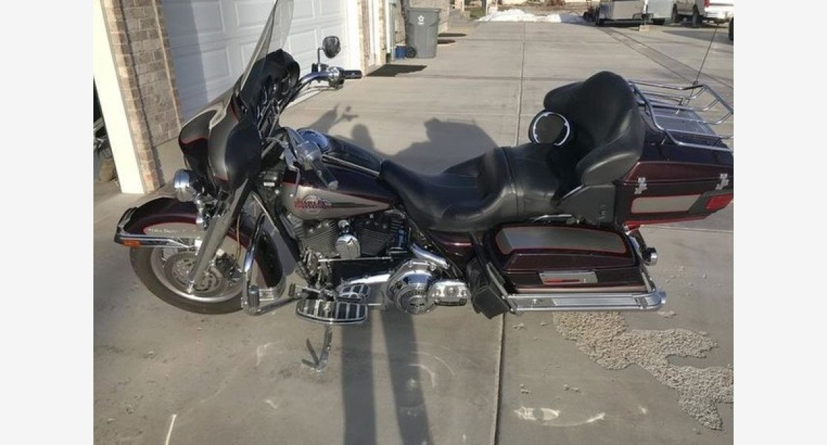 2007 Harley-Davidson Touring for sale 200559959