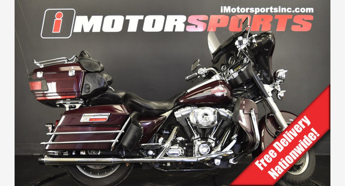 2007 Harley-Davidson Touring for sale 200591439