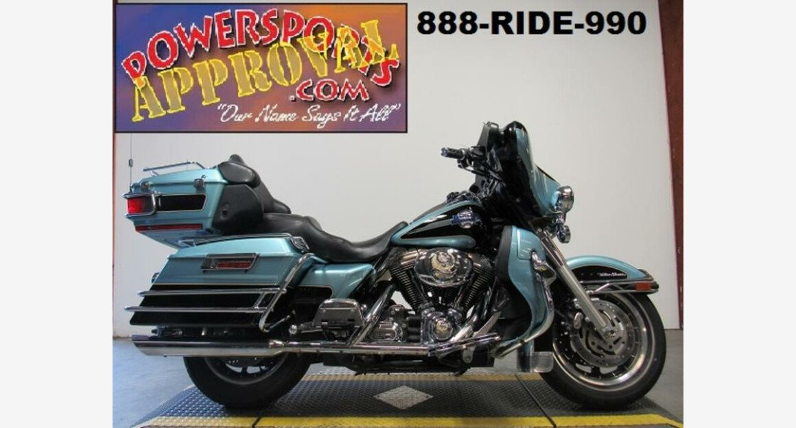 2007 Harley-Davidson Touring for sale 200619026