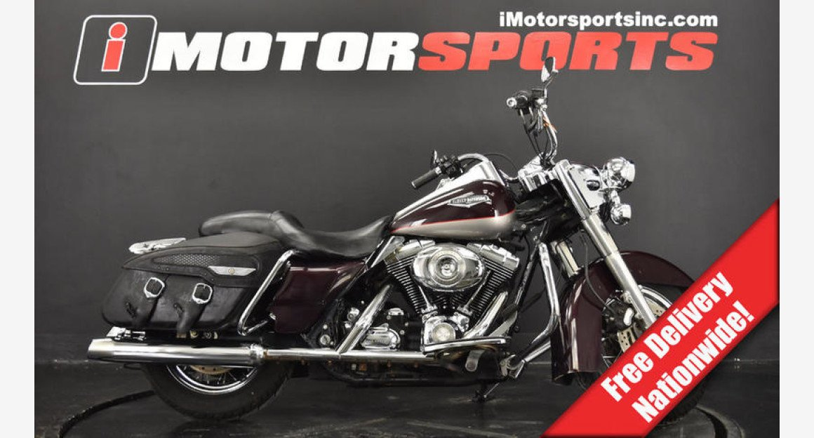 2007 Harley-Davidson Touring Road King Classic for sale 200642424