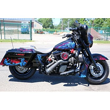 2007 Harley-Davidson Touring for sale 200593230
