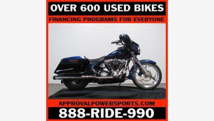 2007 Harley-Davidson Touring for sale 201050431