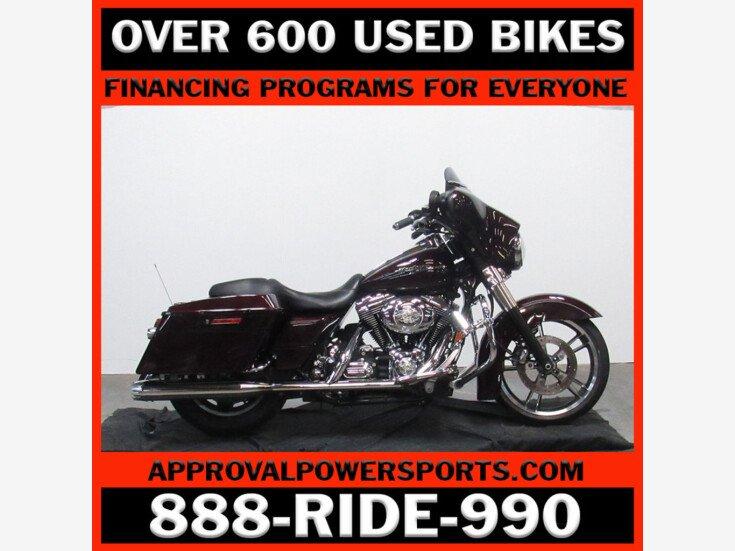 2007 Harley-Davidson Touring for sale 201050463