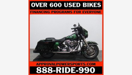 2007 Harley-Davidson Touring for sale 201050468