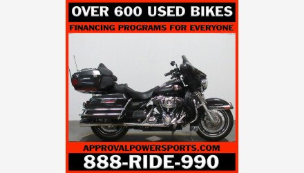 2007 Harley-Davidson Touring for sale 201070017