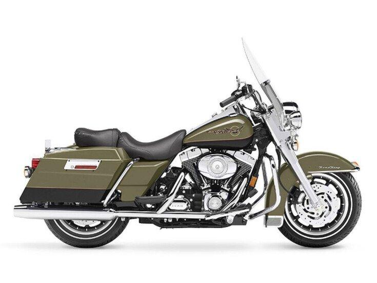 2007 Harley-Davidson Touring for sale 201071764