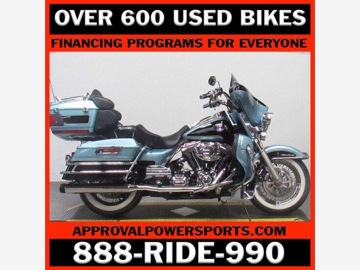2007 Harley-Davidson Touring for sale 201098741