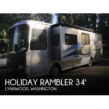 2007 Holiday Rambler Vacationer for sale 300198160