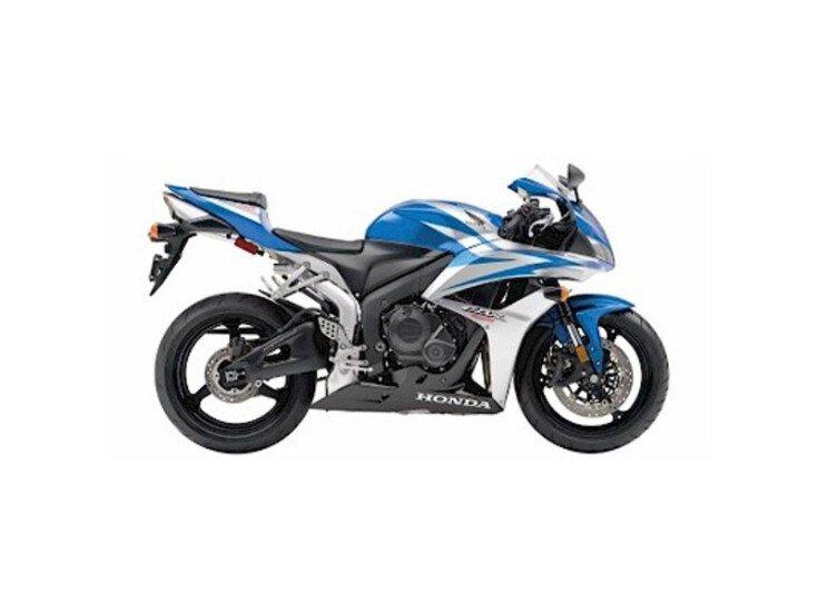 2007 Honda CBR600RR 600RR specifications