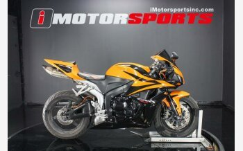 2007 Honda CBR600RR for sale 200638984
