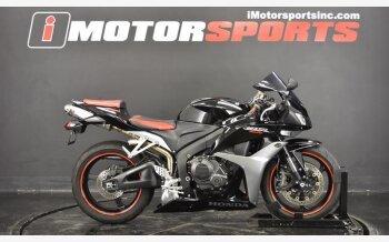 2007 Honda CBR600RR for sale 200651080