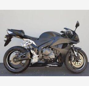2007 Honda CBR600RR for sale 200589423