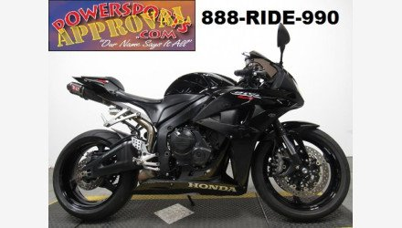 2007 Honda CBR600RR for sale 200693696