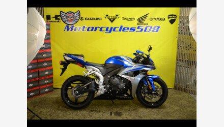 2007 Honda CBR600RR for sale 200703468