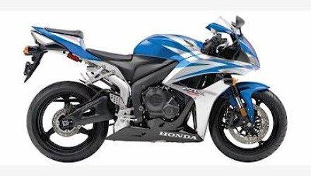 2007 Honda CBR600RR for sale 200704790