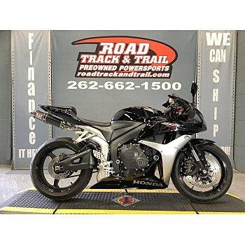 2007 Honda CBR600RR for sale 200814257