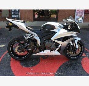 2007 Honda CBR600RR for sale 200911031