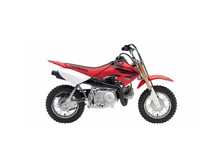 2007 Honda CRF50F 50F specifications