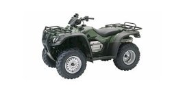 2007 Honda FourTrax Rancher AT GPScape specifications