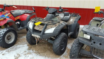 2007 Honda FourTrax Rincon for sale 200757067