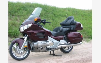 2007 Honda Gold Wing ABS for sale 200690597