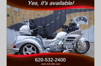2007 Honda Gold Wing for sale 200711298