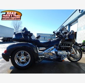 2007 Honda Gold Wing Motorcycles for Sale - Motorcycles on