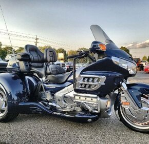 2007 Honda Gold Wing for sale 200972004