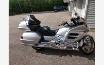 2007 Honda Gold Wing for sale 201079671