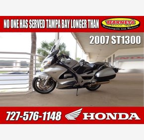 2007 Honda ST1300 for sale 200810304