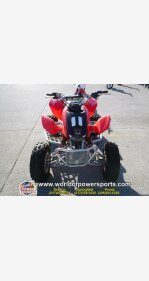 2007 Honda TRX450R for sale 200720763