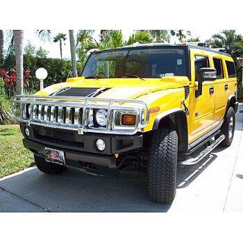 2007 Hummer H2 for sale 101586792
