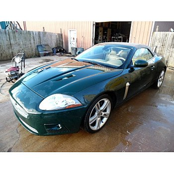 2007 Jaguar XK R Convertible for sale 100289820