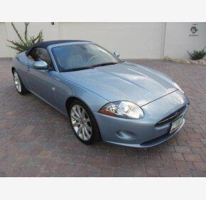 2007 Jaguar XK Convertible for sale 101023952
