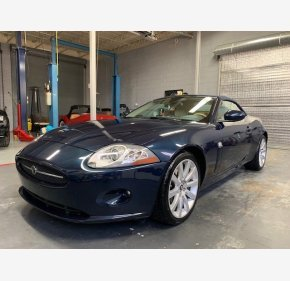2007 Jaguar XK Convertible for sale 101104489