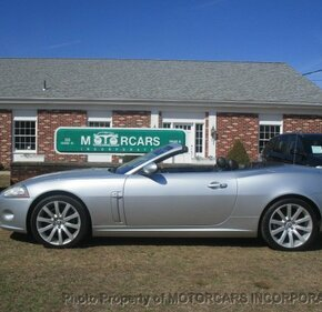 2007 Jaguar XK Convertible for sale 101301737