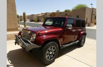 2007 Jeep Wrangler 2WD Unlimited Sahara for sale 100762261
