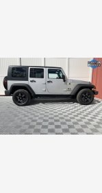 2007 Jeep Wrangler 4WD Unlimited X for sale 101038133