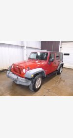 2007 Jeep Wrangler 2WD Unlimited X for sale 101053811