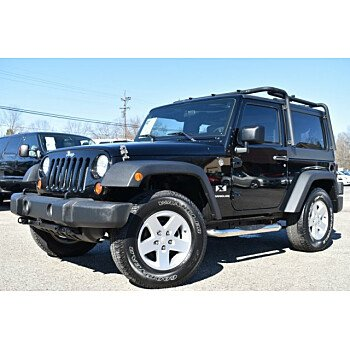 2007 Jeep Wrangler 4WD X for sale 101057922