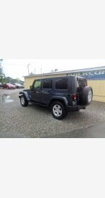 2007 Jeep Wrangler 4WD Unlimited Sahara for sale 101171045