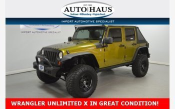 2007 Jeep Wrangler 4WD Unlimited X for sale 101189433