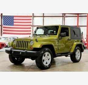 2007 Jeep Wrangler 4WD Sahara for sale 101199354