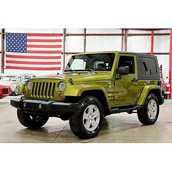 2007 Jeep Wrangler 4WD Sahara for sale 101199354